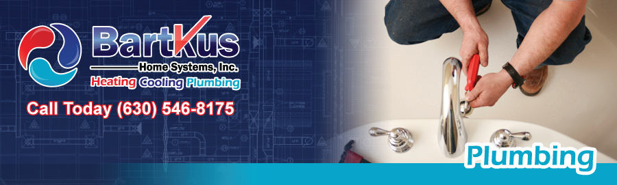 Bartkus Heating - Header - Plumbing